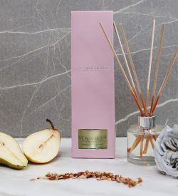 Wild Pear & Cedarwood Luxury Reed Diffuser Home Fragrance