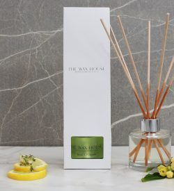 Summer Fragrance Thyme & Petitgrain Luxury Reed Diffuser