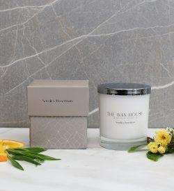 Neroli & Rosemary Luxury Soy Candle