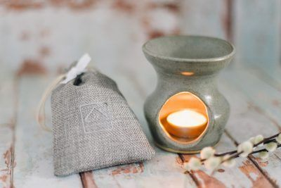 wax burner and wax melts