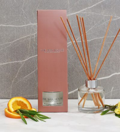 Bergamot & Orange Blossom Reed Diffuser