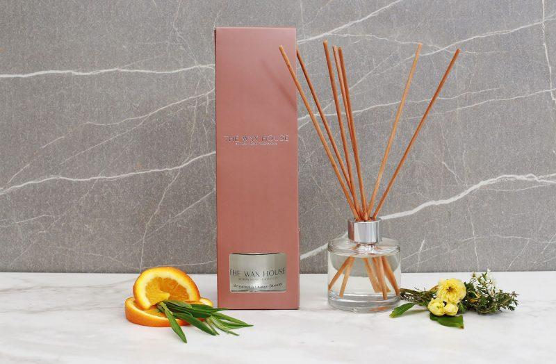 Bergamot & Orange Blossom Reed Diffuser