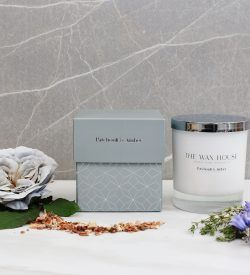 Patchouli & Amber Luxury Soy Candle