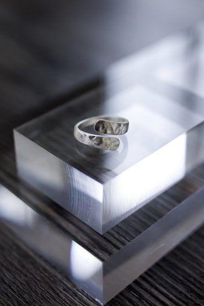 Christina Twisted Ring