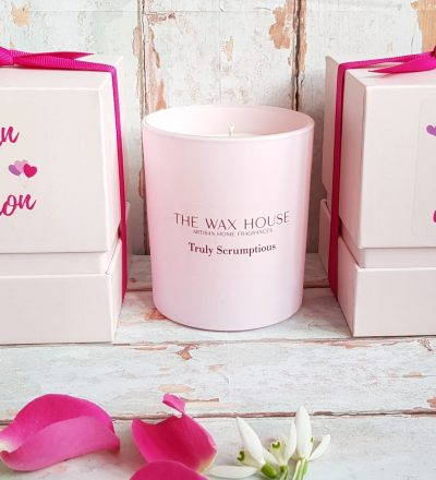 Mother's Day Truly Scrumptious Luxury Soy Candle