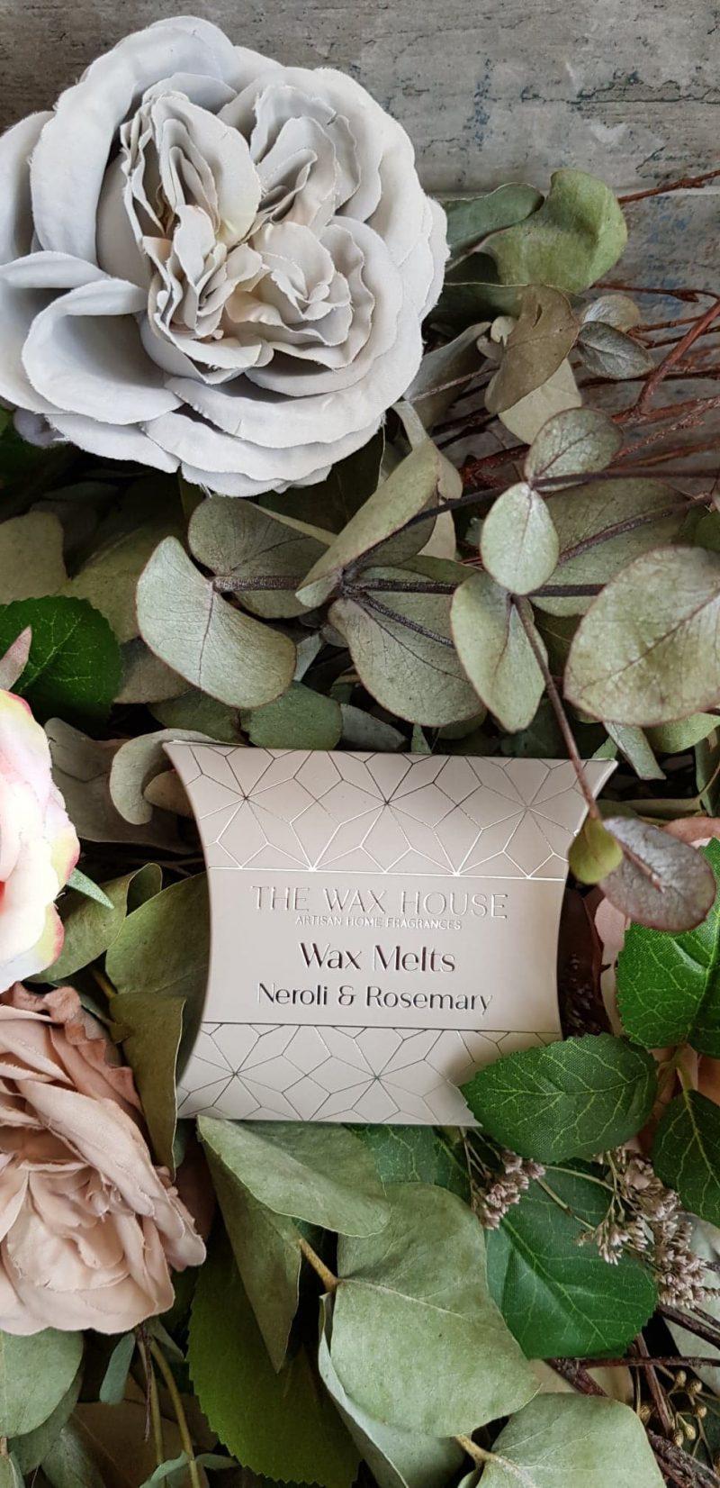 Neroli & Rosemary Soy Wax Melts