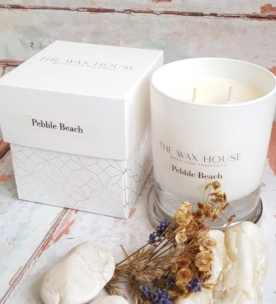 Pebble Beach Luxury Soy Candle