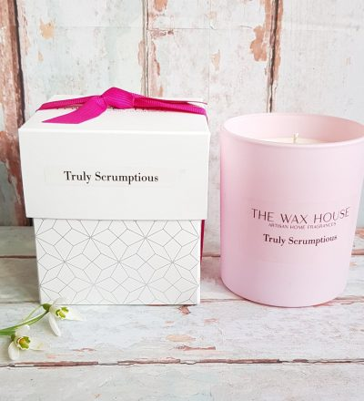 Truly Scrumptious Luxury Soy Candle
