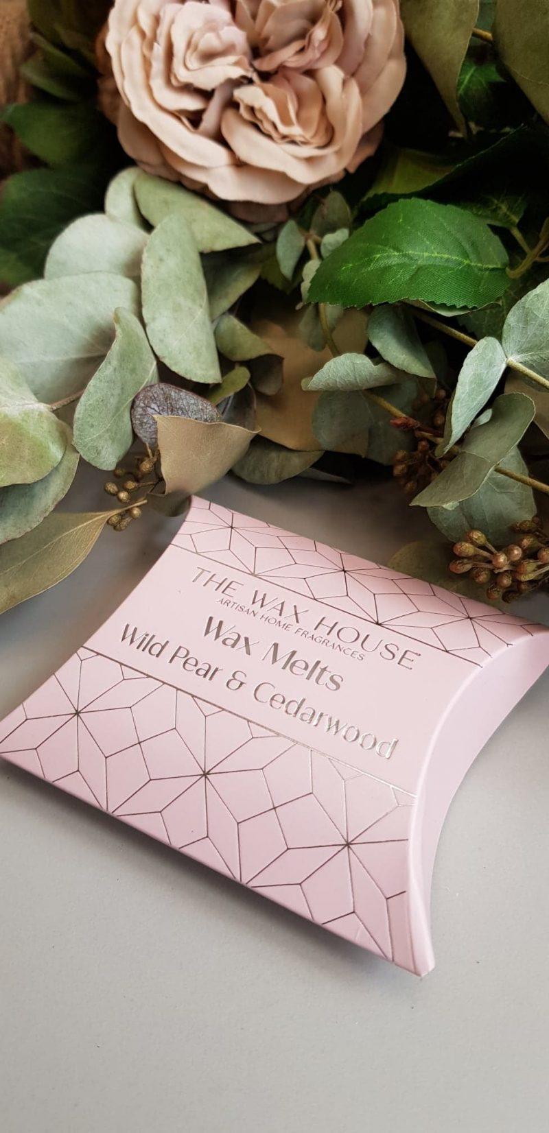 Wild Pear Cedarwood Wax Melts